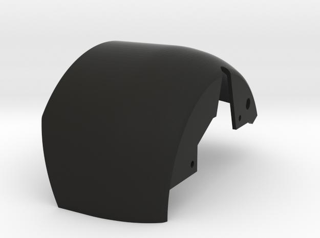 DELTA Blazer Left Front Inner Fender in Black Natural Versatile Plastic