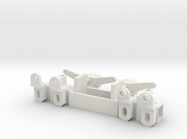 Vooras 1 op 15 print file in White Natural Versatile Plastic