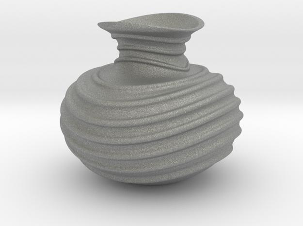 Vase-11 in Gray PA12