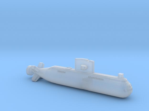 NACKEN 2400 in Smooth Fine Detail Plastic