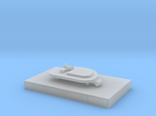 M48 Patton Loaders Hatch For Dragon Models in Smoothest Fine Detail Plastic
