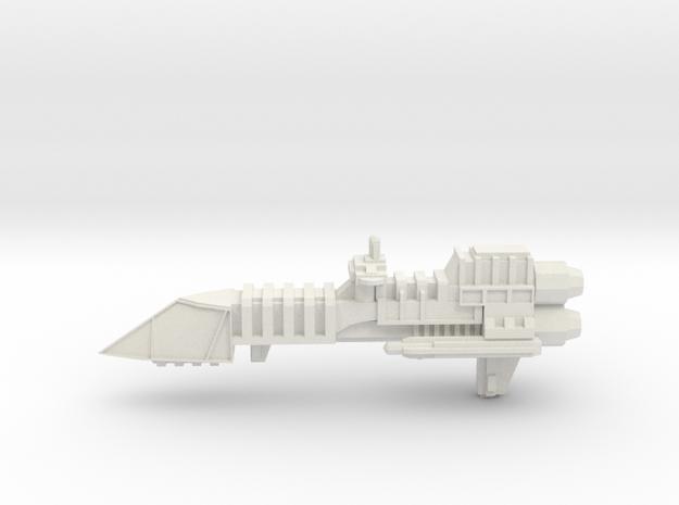 Imperial Escort - Concept 2  in White Natural Versatile Plastic