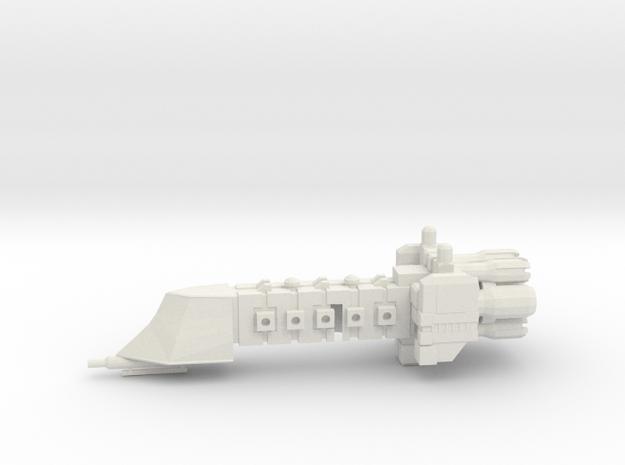 Imperial Legion Escort - Concept 1 in White Natural Versatile Plastic