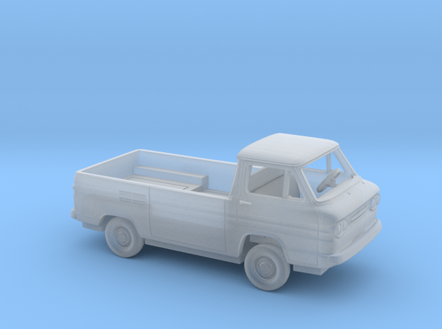1/160 1961-65 Chevy Greenbrier PickUp Kit in Smooth Fine Detail Plastic
