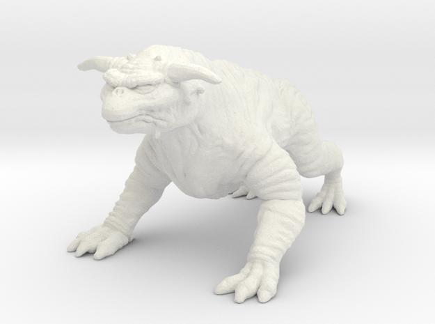 Ghostbusters 1/60 Terror Dog zuul gozer large mini in White Natural Versatile Plastic
