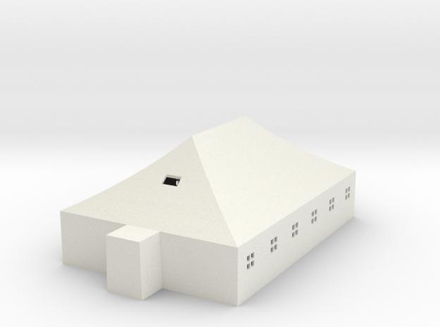 Tent 29x19 Custom 20190308b in White Natural Versatile Plastic