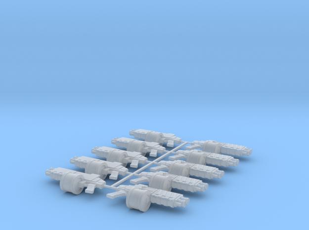 Medium Storm Shooter x 10 in Smoothest Fine Detail Plastic