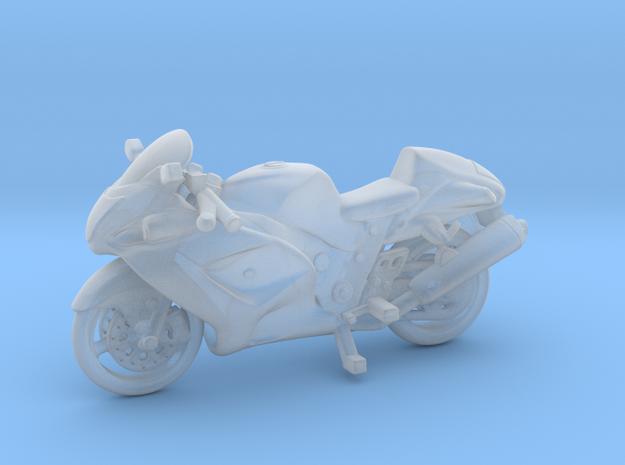Suzuki Hayabusa  1:87 HO in Smooth Fine Detail Plastic