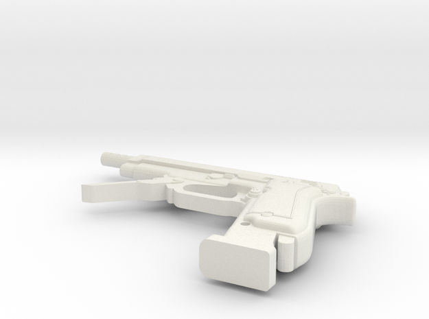 1:6 Miniature Beretta 93R