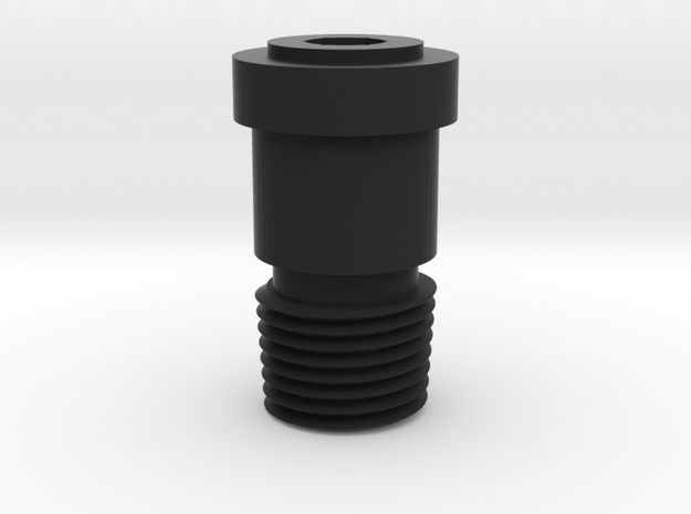 Spare CR-10 Mount screw in Black Natural Versatile Plastic