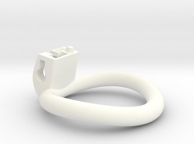 Cherry Keeper Ring CKR-KTKBT9-19 - 42mm +5 degree in White Processed Versatile Plastic