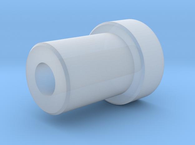 Gatan 626 chamber plug in Smooth Fine Detail Plastic