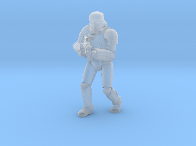 First Trooper A3 in Smoothest Fine Detail Plastic