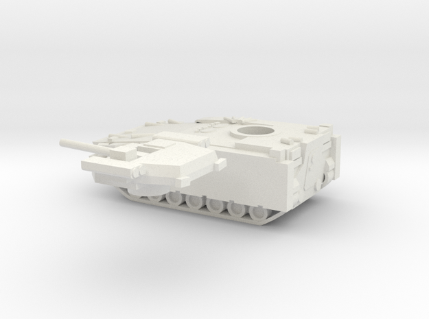 Kurganets-25 IFV in White Natural Versatile Plastic: 1:100
