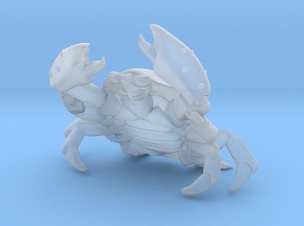 mutant_crab_1 in Smooth Fine Detail Plastic