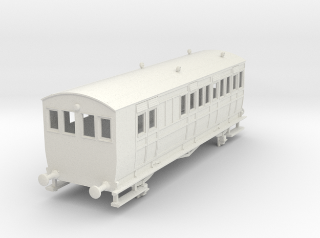 0-43-sr-iow-d167-pp-brake-coach in White Natural Versatile Plastic