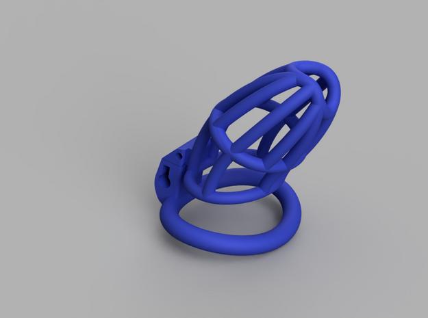 Cherry Keeper Custom - CKC-2KSN0Y-19 in Blue Processed Versatile Plastic