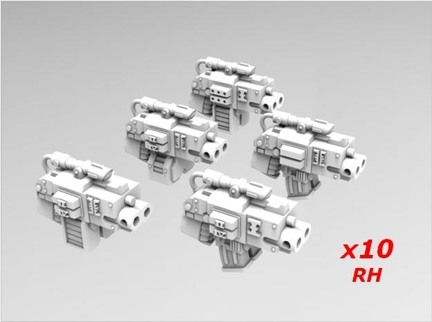Deathvigil Thunder Bolters x10 All RH