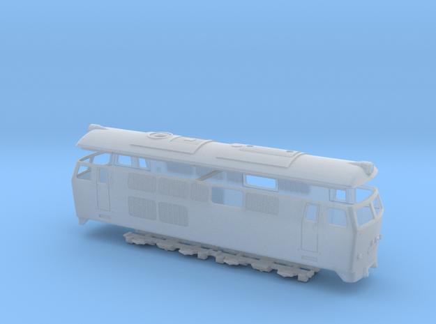 SRT DH1200BB in Smooth Fine Detail Plastic: 1:120 - TT
