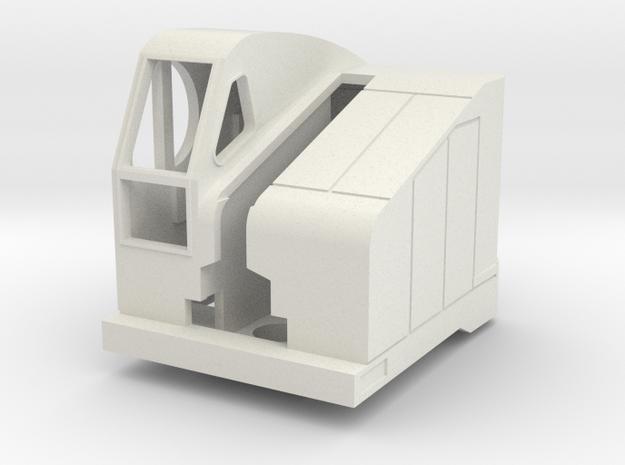 rb-76-rb10-cab in White Natural Versatile Plastic