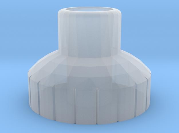 PRNT3D 4.5mm Bottle Nip [Long] in Smoothest Fine Detail Plastic