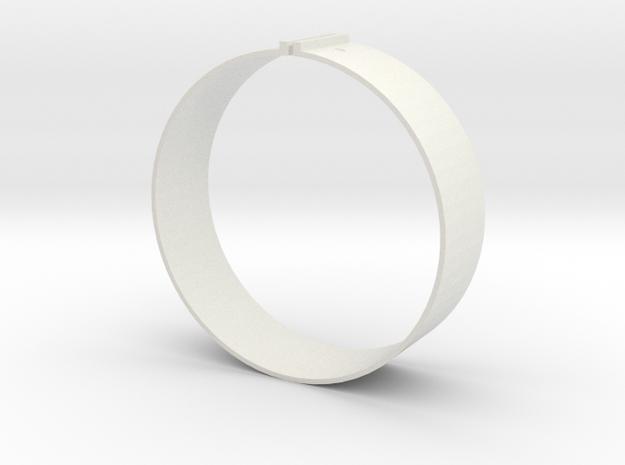 Preston FIZ2 - Focus Ring in White Natural Versatile Plastic