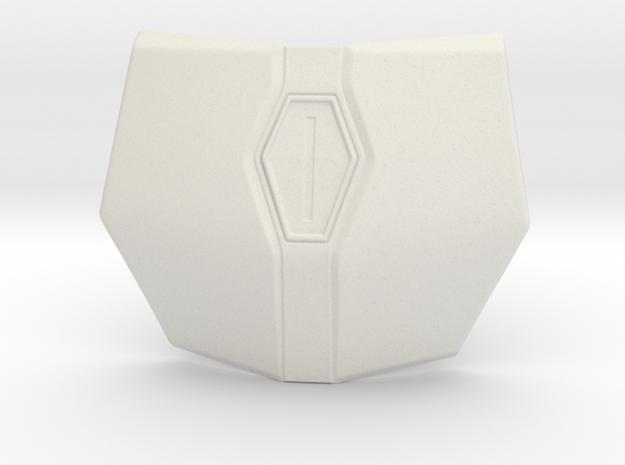 The Mandalorian Upper Chest Armor