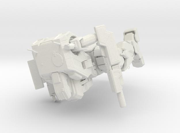 Ice Ferret Mechanized Walker System  in White Natural Versatile Plastic