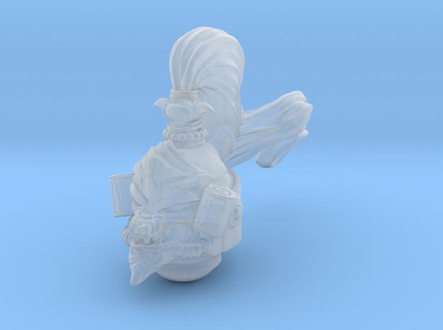 space mk-haaan helmet in Smooth Fine Detail Plastic