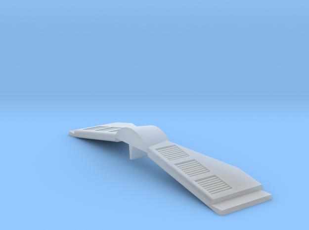 1/1000 Lowered Warp Engine Struts - Style 2 in Smooth Fine Detail Plastic