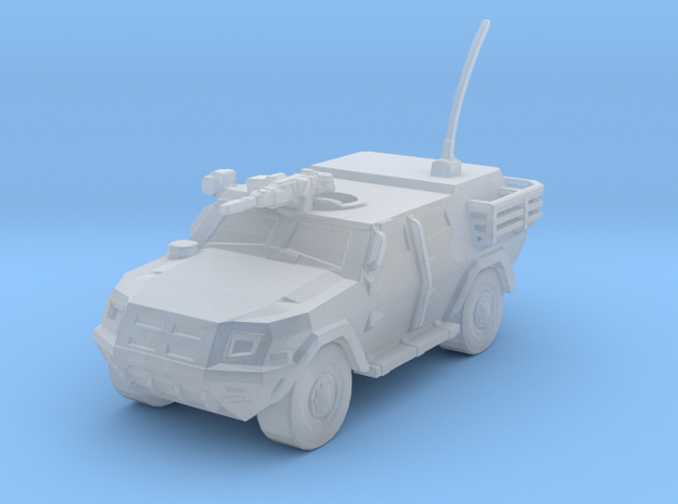 BAE Systems JLTV in Smooth Fine Detail Plastic