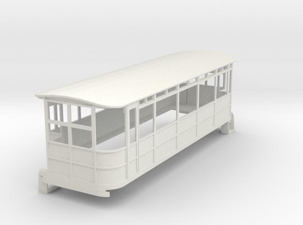 o-50-dublin-blessington-drewry-railcar in White Natural Versatile Plastic