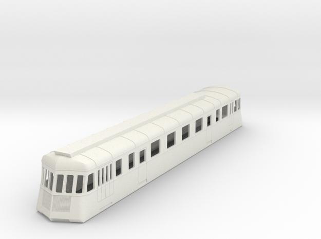 d-64-renault-abh-5-railcar in White Natural Versatile Plastic