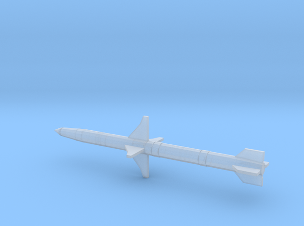 1:48 Miniature AGM 88 Missile in Smooth Fine Detail Plastic: 1:48 - O