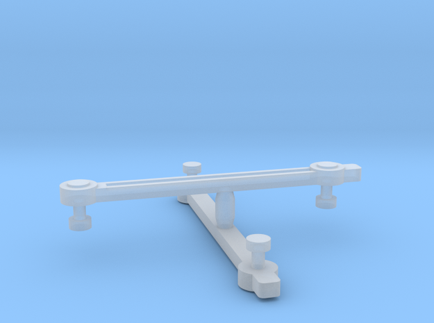 Con-Cor 4-6-4 Eccentric Rods - N Scale  in Smooth Fine Detail Plastic