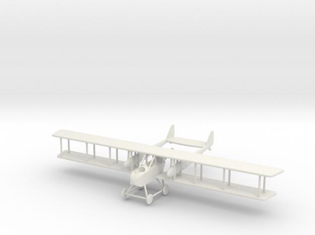 "AGO C.II ""Three Bay"" 1:144th Scale in White Natural Versatile Plastic"