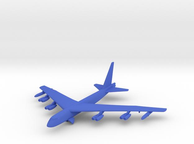1/400 B-52D w/Gear in Blue Processed Versatile Plastic