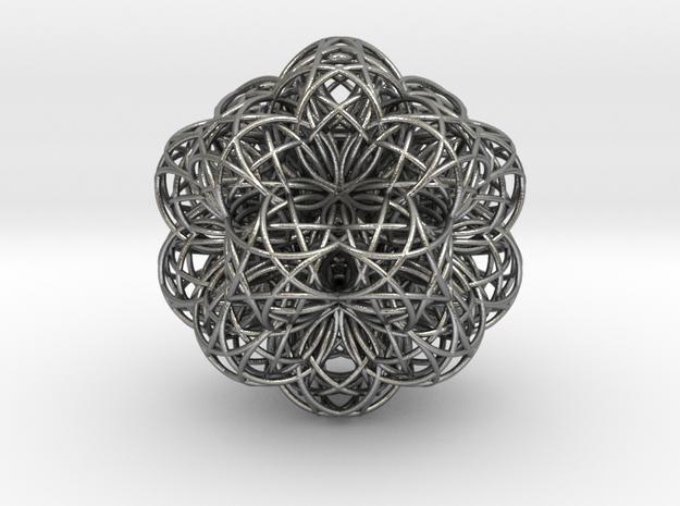 Zulu Plasma Radiation Fusion in Natural Silver