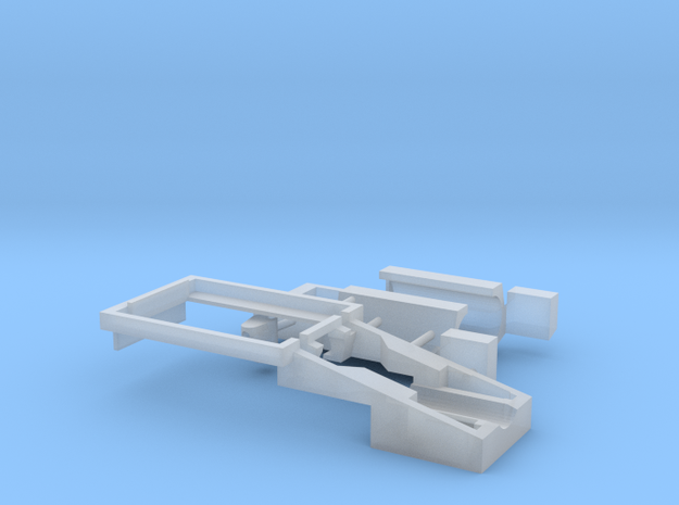 1:87 Liebherr R732 Chassis // Mikroengineering
