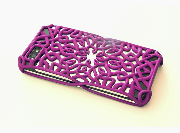 INDRA Art Case for the Fairphone  3d printed