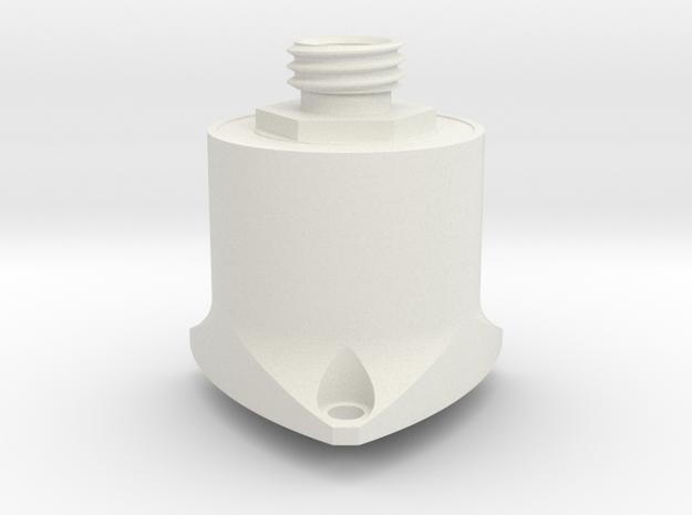 1:1 Apollo RCS Fuel Soleniod  in White Natural Versatile Plastic