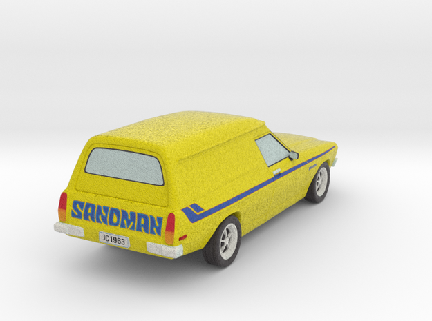 Holden Sandman_yellow in Natural Full Color Sandstone