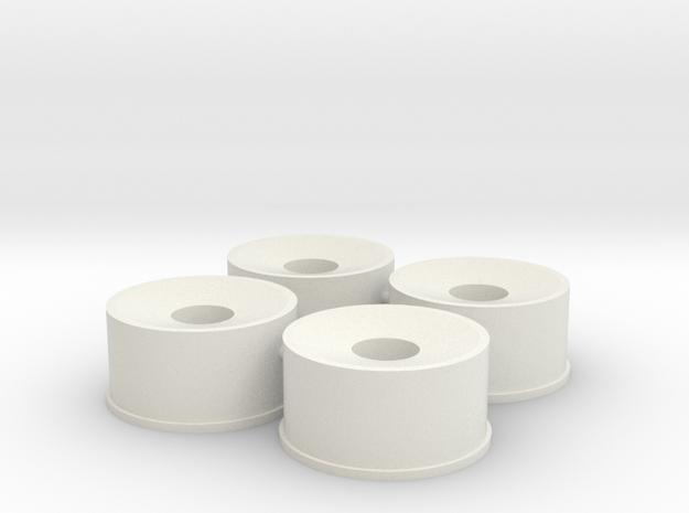4x21erFelge_0_Hinten1_0 in White Natural Versatile Plastic