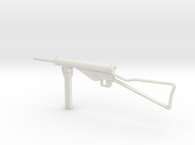 1:6 Miniature MP 3008 Gun