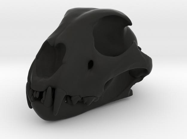 cheetahfinalreduced1 in Black Premium Versatile Plastic