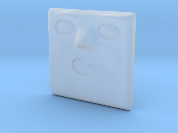 Truck Face #2 [H0/00] in Smooth Fine Detail Plastic