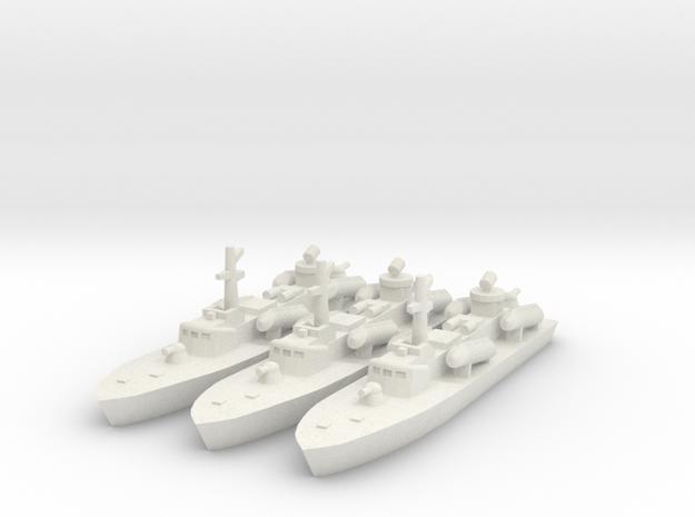 1/700 OSA-2 Missile Boat