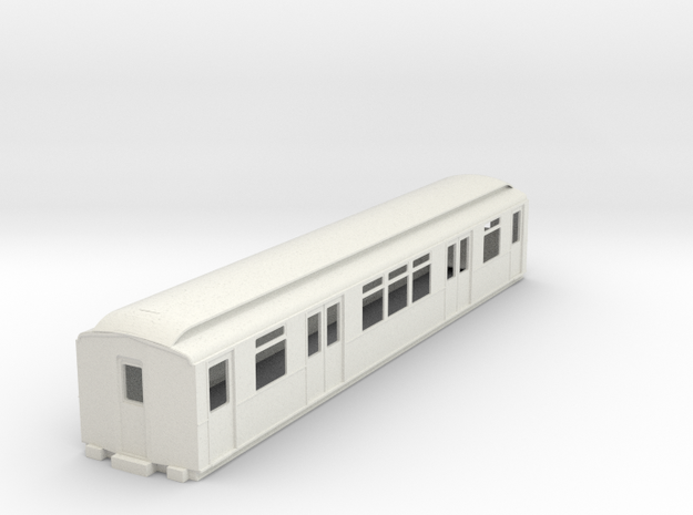 o-32-district-q35-trailer-coach in White Natural Versatile Plastic