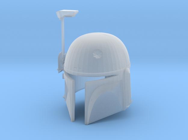 Boba Fett ESB Helmet 1/6th Scale in Smooth Fine Detail Plastic
