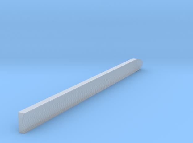 FLUX CHILLER, PORT, OUTBOARD REV C in Smoothest Fine Detail Plastic